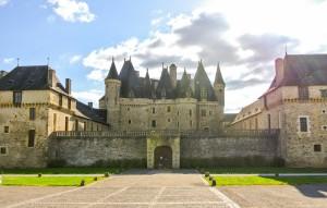 Chateau at Jumilhac le Grand