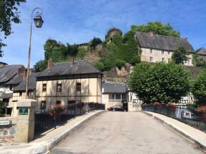 Segur le Chateau  bridge JPG
